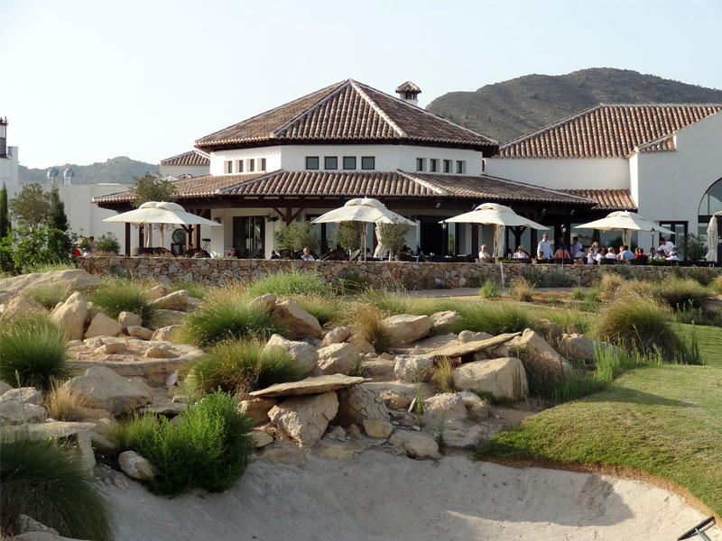 18 hole, Jack Nicklaus designed Golf Course clubhouse